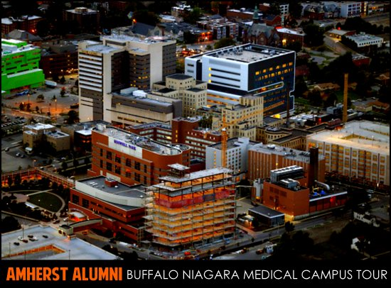 Join us for the Amherst Alumni Buffalo Niagara Medical ...
