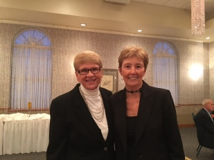 Rosemary Dayton and Carolyn Russell