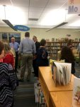 Lorraine Meinke Library Dedication at Windermere Boulevard Elementary School
