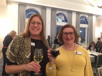 Nicole Phillips & Marilyn Rohll (Co-Presidents ACAF, Inc.)